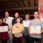 Consegna diplomi AICS (CONI) 2016